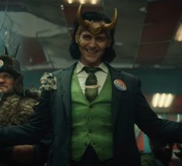 ปล่อยตัวอย่างเต็มซีรีส์ Loki พร้อมวันพรีเมียร์พฤษภาคม 2021