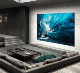 Samsung เปิดตัว microLED TV เทคโนโลยีจอแบบใหม่ครั้งแรกกับขนาด 110″