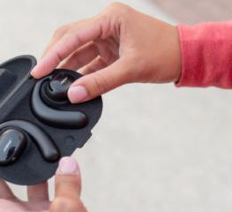 Bose Sport Open Earbuds หูฟังเพื่อการออกกำลังกาย พร้อมเทคโนโลยี OpenAudio ให้เสียงระดับพรีเมี่ยม