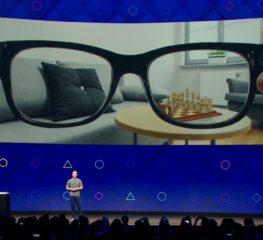 แว่นอัจฉริยะของ Facebook อาจเปิดตัวภายในปีนี้