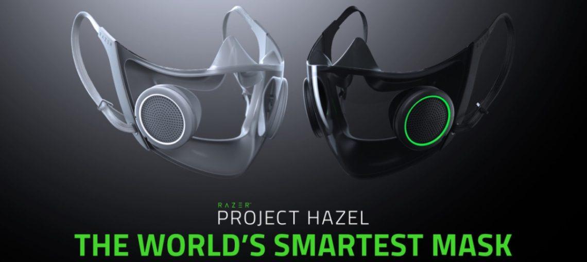 Razer เผยโฉม 'Project Hazel' หน้ากากอัจฉริยะในงาน CES 2021