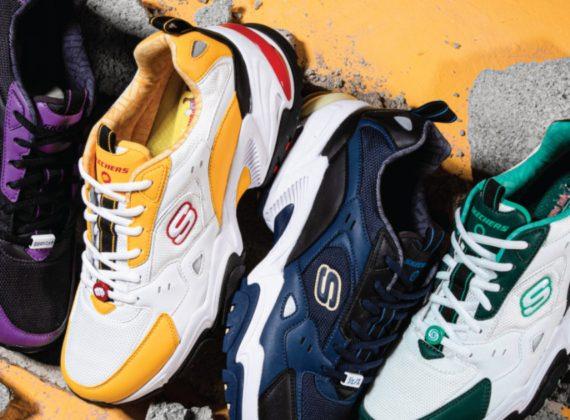 Skechers เปิดตัวคอลเลคชั่นใหม่ รองเท้ารุ่นฮิต Stamina 2.0 กับอนิเมะชื่อดัง One Punch Man