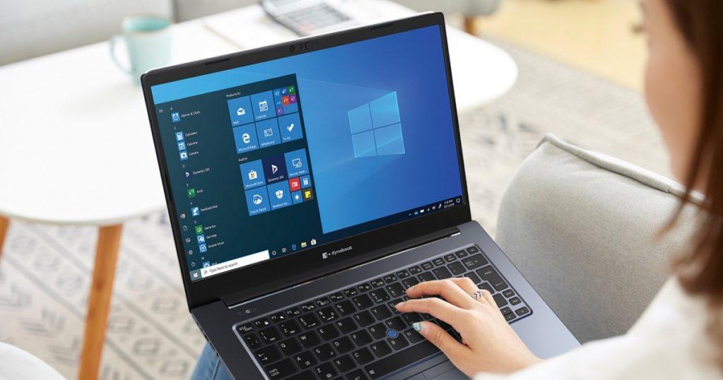 Dynabook เปิดตัวแล็ปท็อประดับมือโปร Portégé X30L-J และ Portégé X40-J