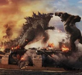 Godzilla Vs Kong ปล่อยตัวอย่างทางการไคจูระดับตำนานพร้อมชนหน้าจอ HBO max และโรงภาพยนตร์