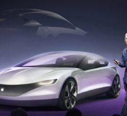 Hyundai ยืนยันว่า Apple กำลังคิดที่จะผลิตรถยนต์