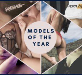ประเดิมปี 2021 ด้วยการประกาศรางวัล Models of the Year จาก Pornhub