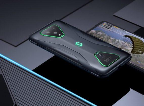 เผยข้อมูล Black Shark 4 Pro มาพร้อมแรม 12GB