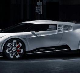 Bugatti เผย Bugatti Centodieci โปรโตไทป์คันแรกในช่วงการพัฒนา