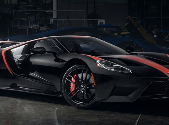 Ford เปิดตัวตำนานนักฆ่า Ferrari กับ Ford GT Studio Collection ยอดแห่งความเร็วสายพันธุ์เมกัน