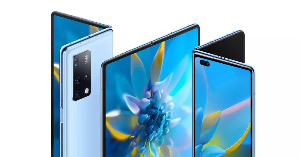 เปิดตัว Huawei Mate X2 สมาร์ทโฟนพับได้รุ่นใหม่