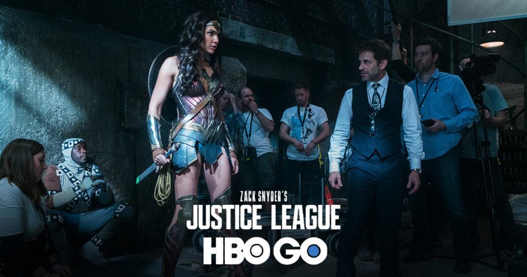 5 สิ่งที่คุณไม่เคยรู้เกี่ยวกับ ZACK SNYDER'S JUSTICE LEAGUE บน HBO GO