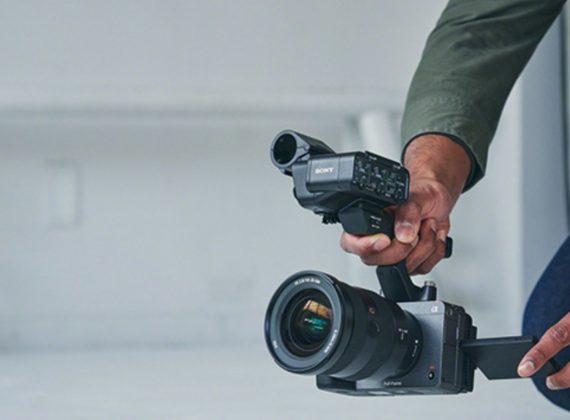Sony FX3 กล้องสำหรับถ่ายภาพยนตร์รุ่นเริ่มต้นขนาดเล็กตัวแรกจาก Sony