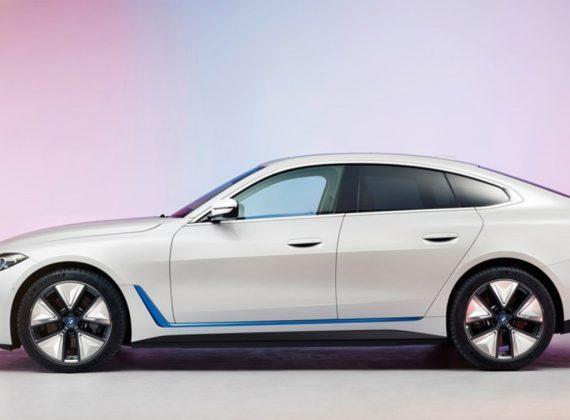 เผย BMW i4 สปอร์ตซีดานพลังไฟฟ้า ทรงพลังและสวยงามเหนือกาลเวลา