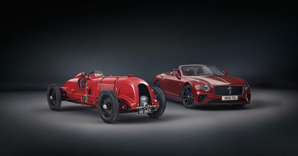 Bentley Continental GT Speed ความงามเหนือกาลเวลา เรียบหรูเหนือระดับ