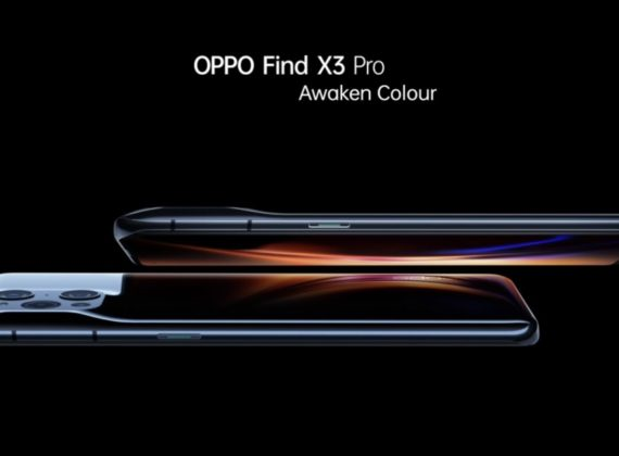 OPPO Find X3 Pro 5G สมาร์ทโฟนแฟล็กชิพที่สุดแห่งพันล้านสี พร้อมกล้อง Microlens ใกล้ชิด มุมมองใหม่ที่ไม่เหมือนใคร
