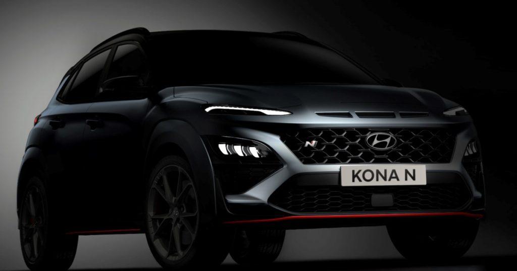 Hyundai Kona N สายพันธ์ดุ สไตล์ crossover กำลังสูง 276 แรงม้าที่น่าจับตามอง