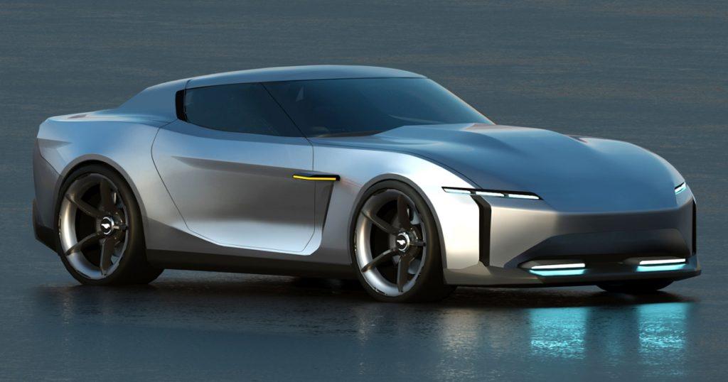 Ford เผยโฉมต้นแบบรถยนต์ไฟฟ้าที่อาจได้เห็นในปี 2030