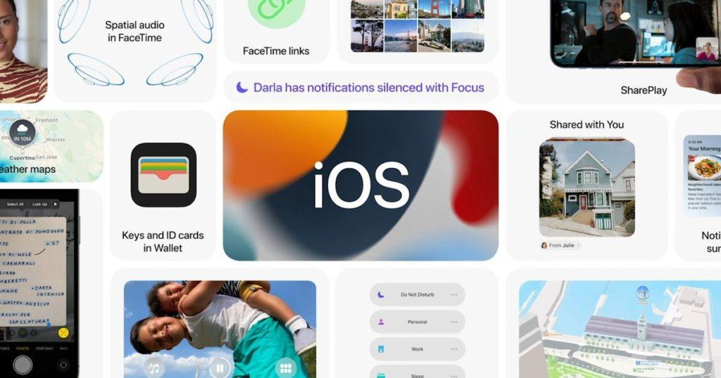 Apple เปิดเผยโฉมแรกของ iOS 15 อย่างเป็นทางการ