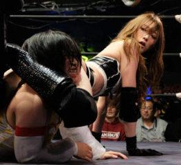 Saki Akai เจ้าหญิงสุดเซ็กซี่แห่งวงการมวยปล้ำญี่ปุ่น