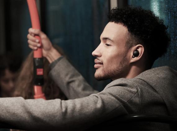 หูฟังไร้สายรุ่นใหม่ WF-1000XM4 จาก Sony