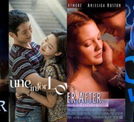 รวมภาพยนตร์ฟีลอบอุ่นหัวใจ ที่มีกลิ่นอายความรัก