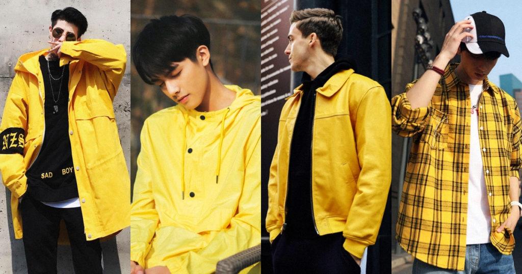 ไอเดียแฟชั่นธีมสีเหลือง แต่งยังไงให้ออกมาดูดีไร้ที่ติ