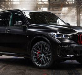 BMW เปิดตัวรุ่นพิเศษ Black Vermilion Edition