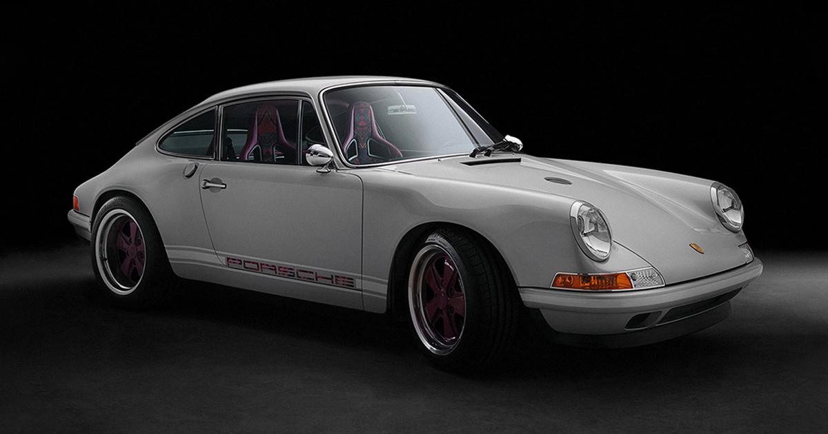 งานคัสตอมที่มาพร้อมความคลาสสิค Mletzko เปิดตัว Porsche 911 restomod พร้อมการตกแต่งภายในที่หรูหราเป็นพิเศษ