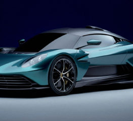 Aston Martin Valhalla ไฮเปอร์คาร์จัดเต็ม 950 แรงม้า ด้วยเครื่องยนต์ V8 เทอร์โบคู่