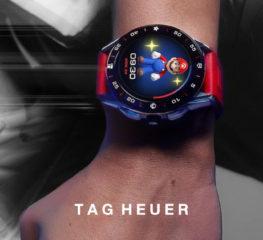 TAG Heuer ร่วมกับ Nintendo เปิดตัว TAG Heuer Connected X Super Mario Edition
