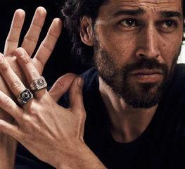 รวมไอเดียใส่แหวนแบบเท่ๆ สไตล์ลูกผู้ชาย
