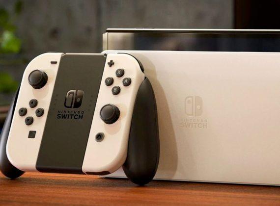 เปิดตัว Nintendo Switch OLED Model อย่างเป็นทางการ