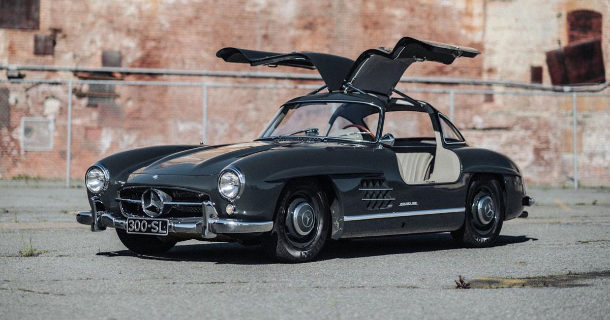 5 รถยนต์คลาสสิกที่มีสไตล์ของตัวเองที่สุดตลอดกาล