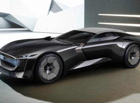 Audi เผยคอนเซ็ปต์สปอร์ตโรสเตอร์ไฟฟ้าสุดหรู Audi Skyphere