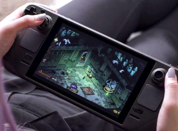 Valve ปล่อยคลิปโปรโมท Steam Deck เครื่องเล่นเกมพกพาที่ทรงพลังมากที่สุดในโลก