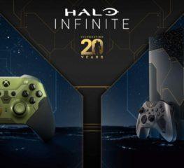 Microsoft เปิดตัว Xbox Series X รุ่นพิเศษจากเกม Halo