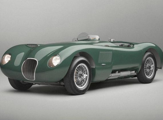 Jaguar เปิดตัว C-type Continuation ต้นตำรับความเร็วกลับมาอีกครั้ง