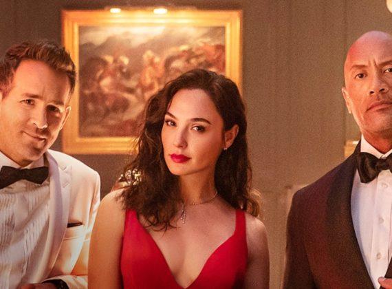 Netflix ปล่อยตัวอย่างล่าสุด Red Notice ก่อนสตรีมพร้อมกันทั่วโลก 12 พฤศจิกายนนี้