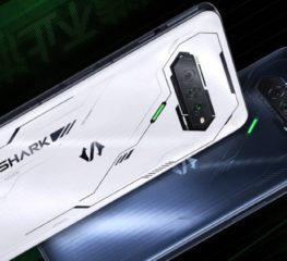 เปิดตัวเกมมิ่งโฟนรุ่นใหม่ Black Shark 4S และ Black Shark 4S Pro