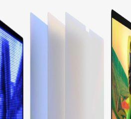 MacBook Pro รุ่นใหม่รองรับการแสดงผล 120Hz